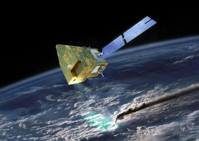 La mission spatiale MicroCarb