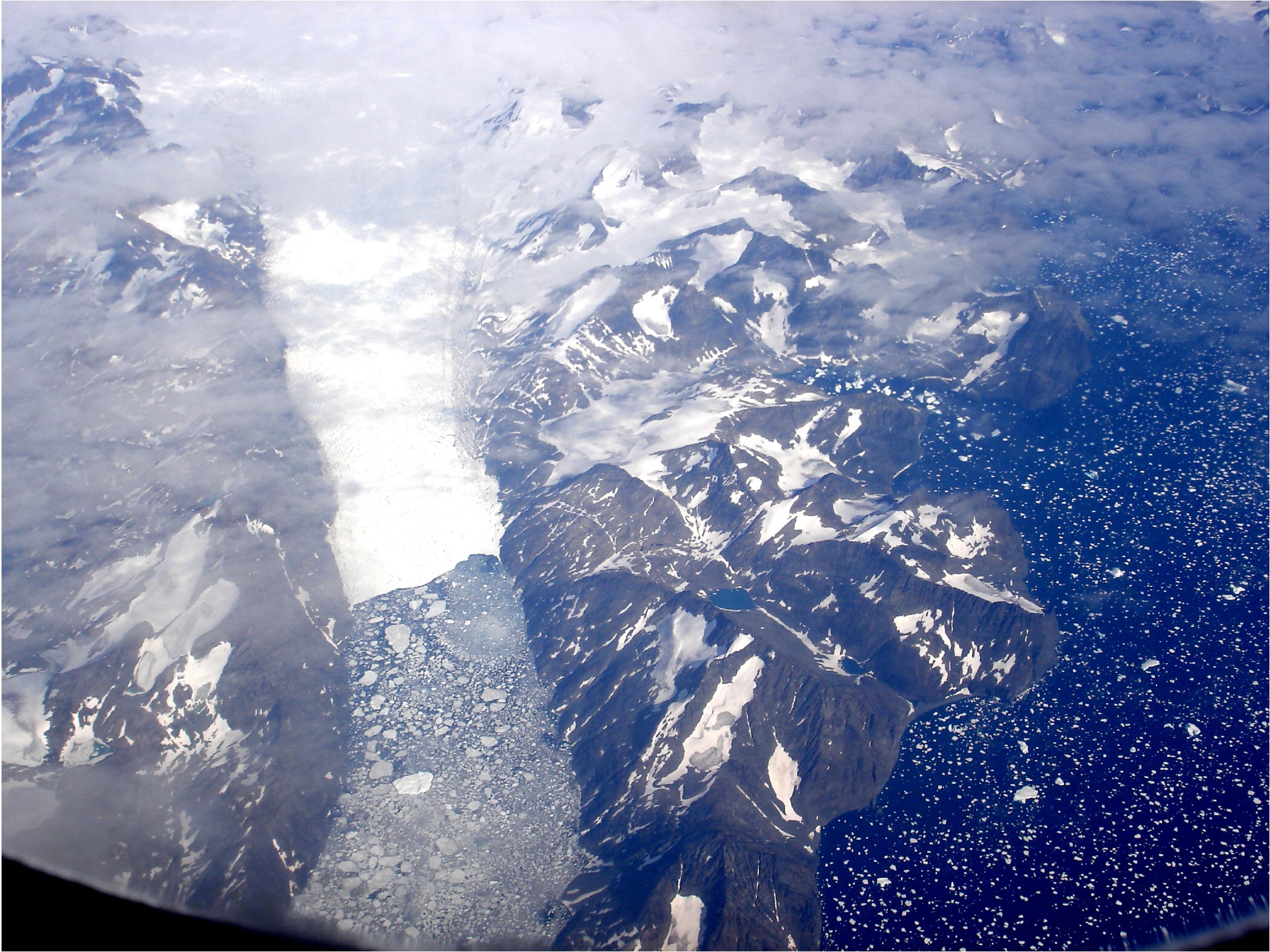 De la fonte accélérée du Groenland aux migrations climatiques du Sahel