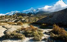Plateau tibétain: altitude de moins de 3 000 m, il y a 40 millions d'années