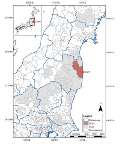 Fukushima : les leçons d'une décontamination exceptionnelle des sols