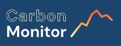 CARBON MONITOR: accès libre aux données et graphiques sur les émissions journalières de CO2