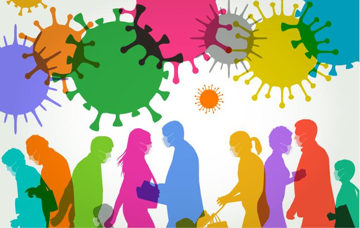 Mieux comprendre les limites des modèles épidémiologiques de COVID-19 grâce à une approche statistique et dynamique