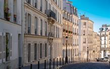 Où sont les sources de méthane à Paris ?