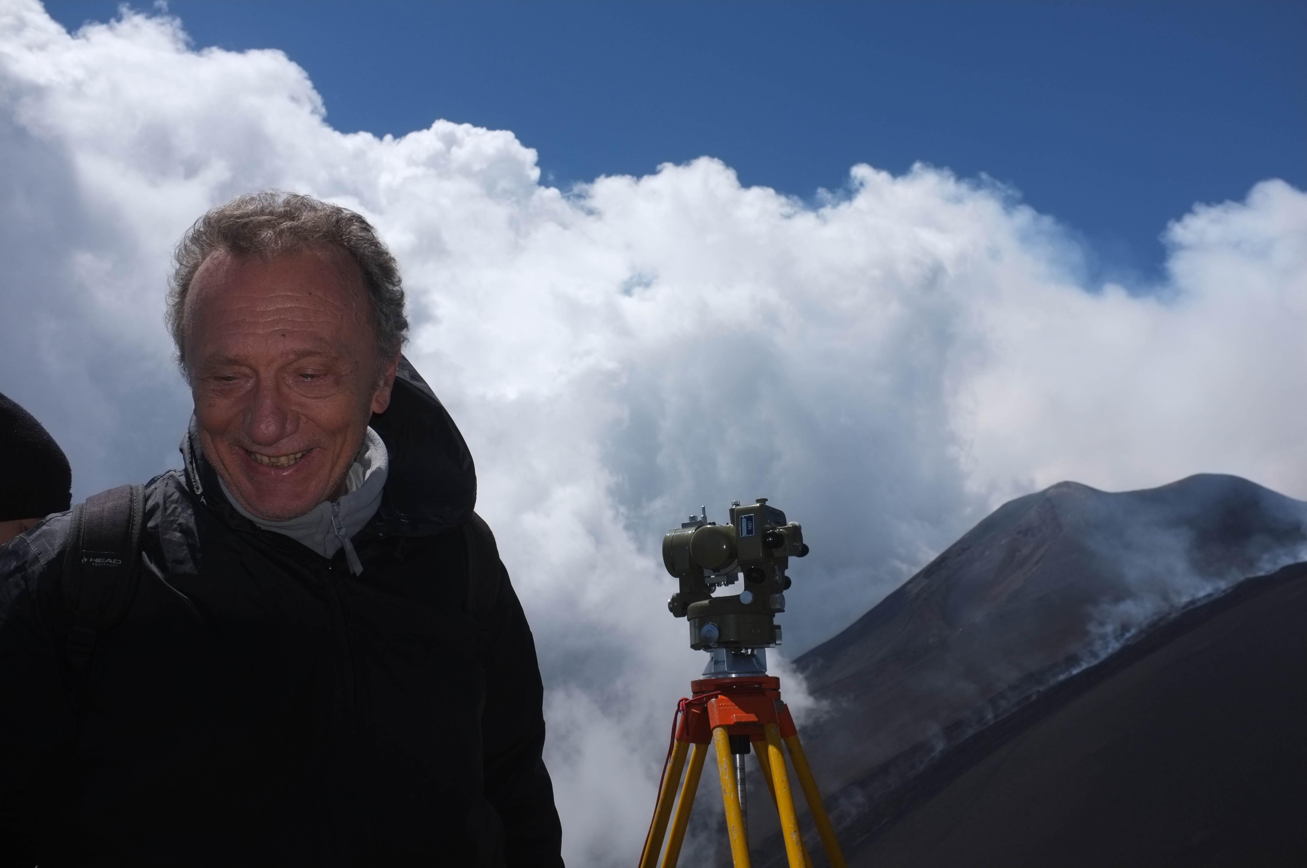 Carlo Laj reçoit la Médaille Arthur Holmes de l'European Geosciences Union (EGU)
