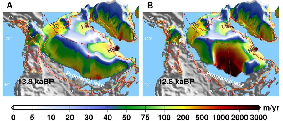 Les lacs proglaciaires : sources d'instabilités de grande ampleur pour les calottes polaires