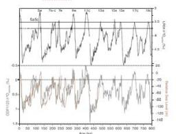 Interglacials of the last 800,000 years